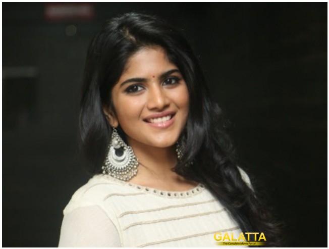 Atharvaa's Boomerang: Megha Akash Goes One Step Forward