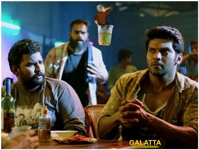 Arya Ghajinikanth Latest Love Failure Bar Video Song