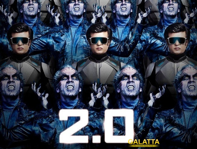 2Point0 Trailer Release Time Has Been Officially Announced
