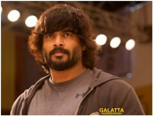 Madhavan Stylish New Look For Upcoming Movie Maara
