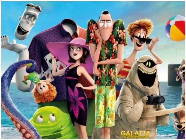 Sony Animation Hotel Transylvania 3 To Release On 20th July