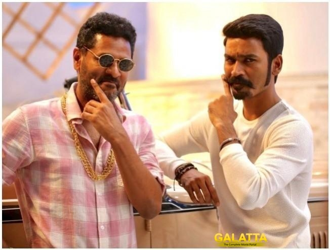 Maari 2 Dhanush dubbing over post-production work actor Krishna