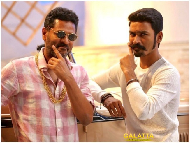 JUST IN: Prabhu Deva Joins Dhanush's Maari 2 Team!