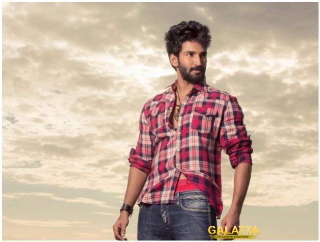 WOW: Actor Aadhi In Popular Telugu Movie's Tamil Remake