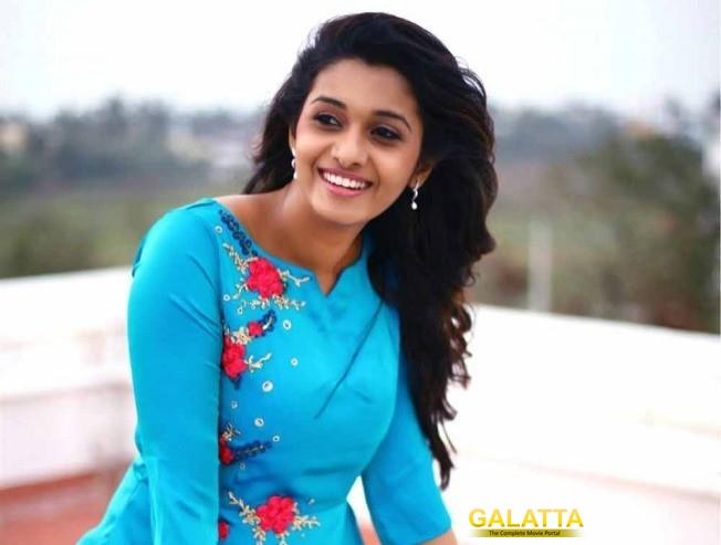 EXCLUSIVE: Priya Bhavani Shankar On Board For A Biggie!
