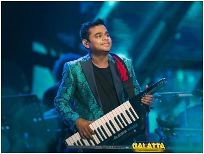 A R Rahman Gulzar Sahab Hockey Mens World Cup Song Composition