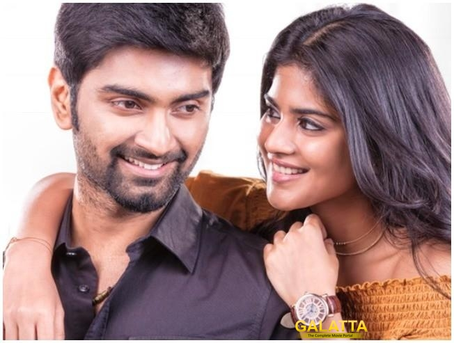 Boomerang Atharvaa Censored and Releasing soon Kannan Director