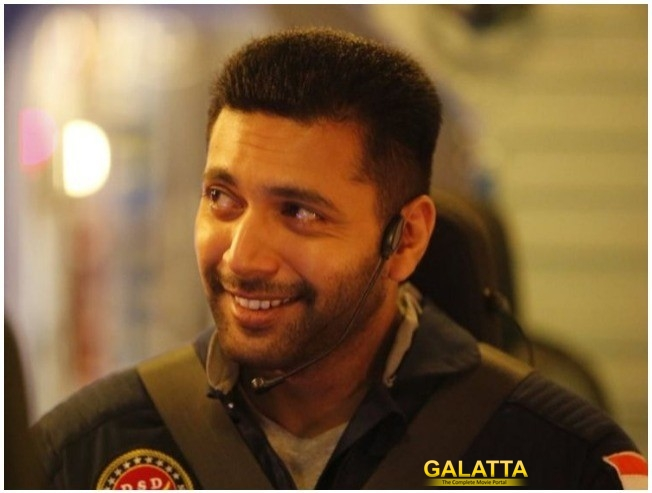 Jayam Ravi Tik Tik Tik Has Emerged As A Big Super Hit