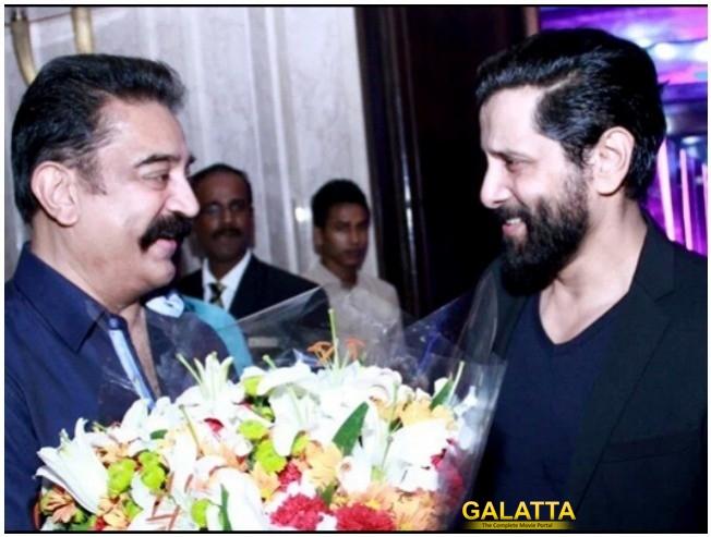 Kamal Production Vikram Movie Ghibran Started Composition