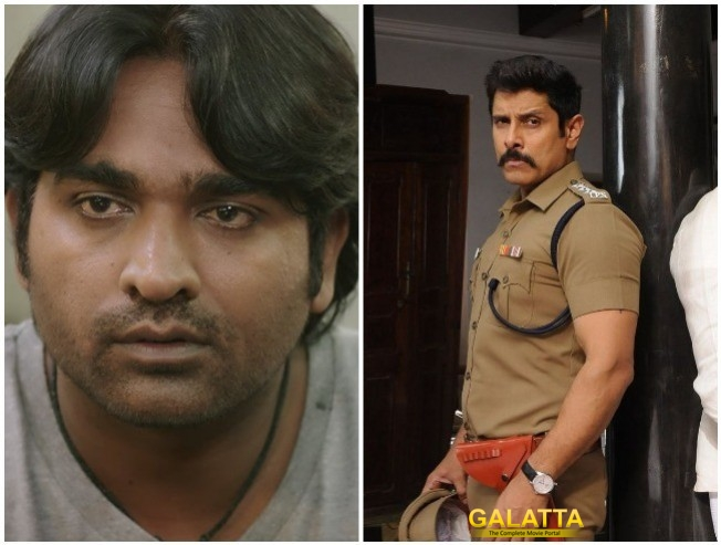 Vijay Sethupathi 96 Set To Clash With Vikram Saamy 2