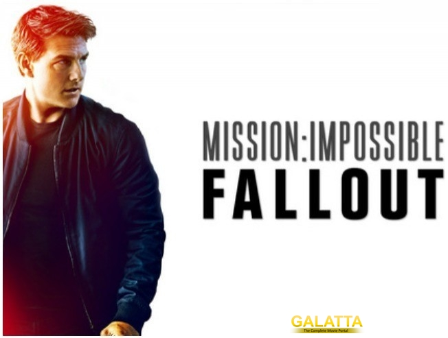 Tom Cruise Mission Impossible 6 IMAX Premiere In India