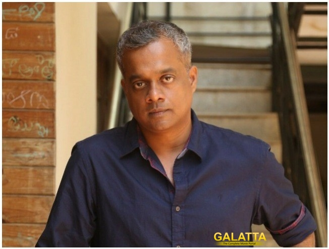 Gautham Vasudev Menon Plays Villain Vasanth Ravi Next Movie