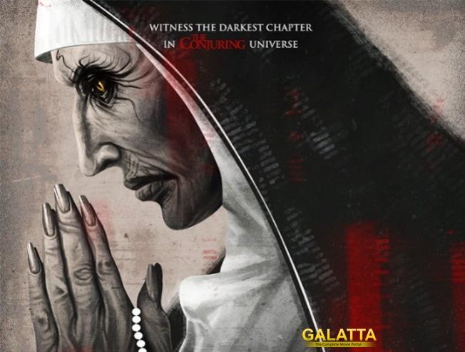 The Nun Terrifying Horror Thriller New Trailer Is Here