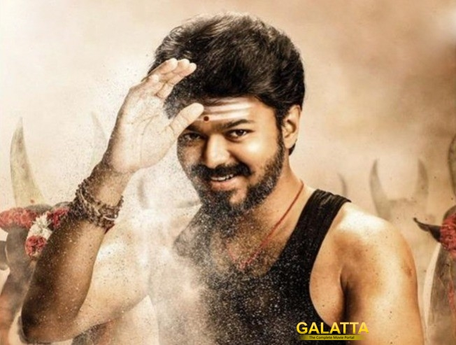 Thalapathy Vijay Mersal First Tamil Album To Achieve This Record