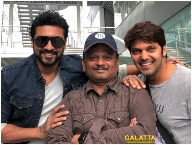 Arya In Suriya 37: We Were Right!
