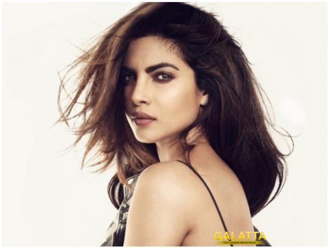 HOT: Priyanka Chopra Is Unprofessional - Producer