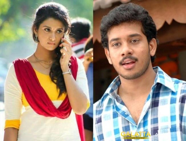 Priya Bhavani Shankar And Bharath To Pair Up?
