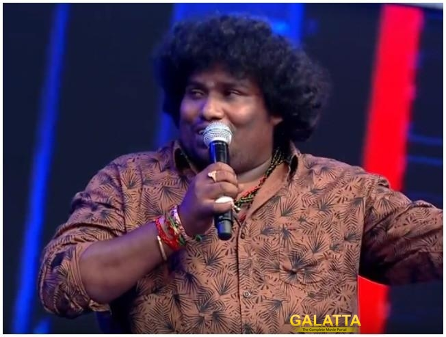 Sarkar Audio Launch Yogi Babu Speech Sarkar Kondattam