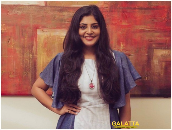 Manjima Mohan Is Pumped Up For Her New Beginning