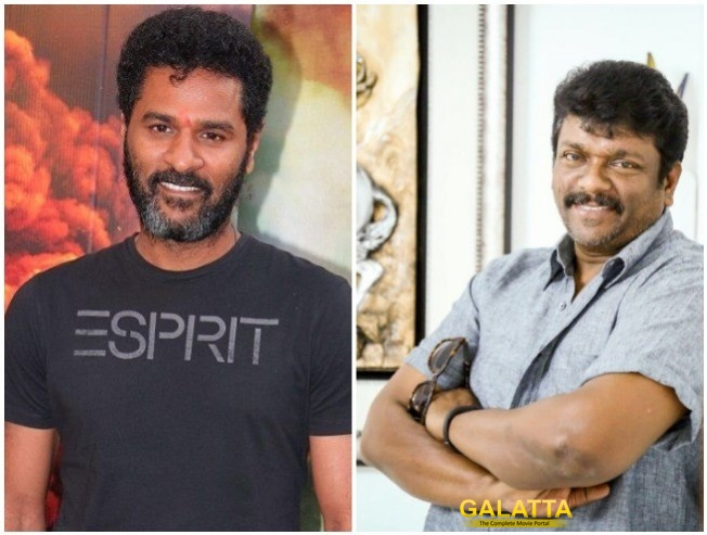 Tamannaah Act Alongside Prabhu Deva In Parthiban Direction