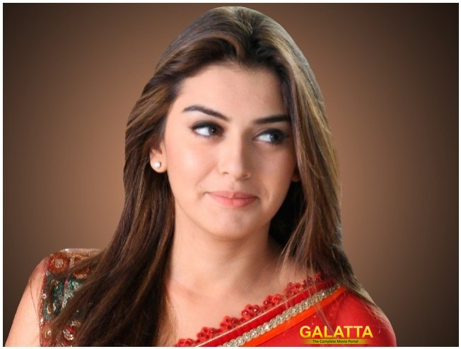 Hansika 50th Movie Is Titled As Maha Music By Ghibran
