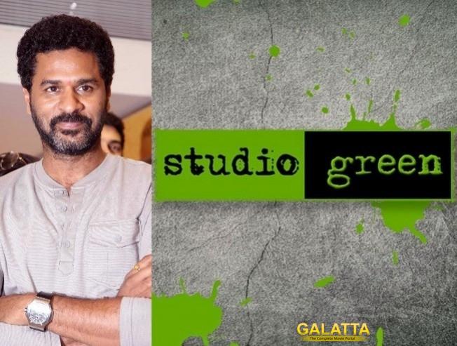 Lakshmi Prabhu Deva Next Movie Under Studio Green Productions