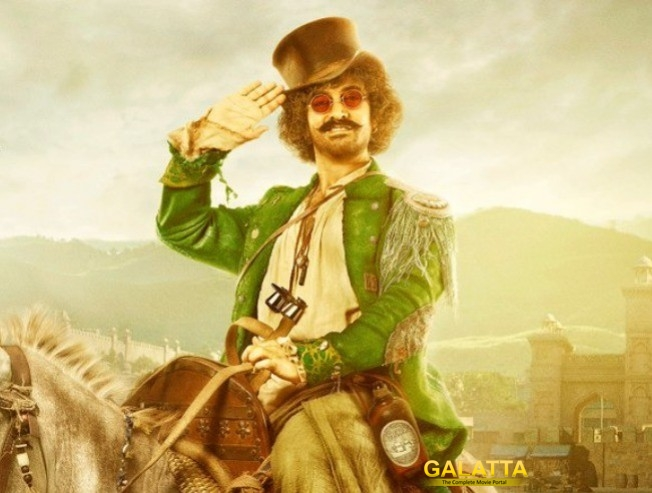 Aamir Khan Thugs Of Hindostan To Release In Tamil And Telugu