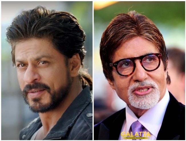 Amitabh Bachchan Taapsee Movie Shah Rukh Production