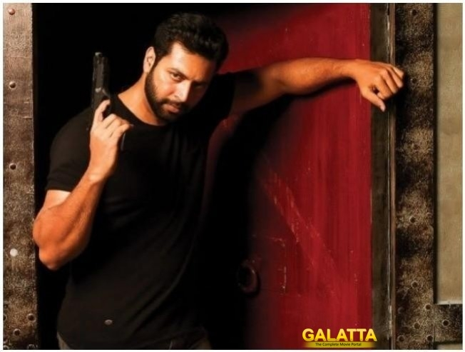 Jayam Ravi Adanga Maru Video Promo December 21 Release