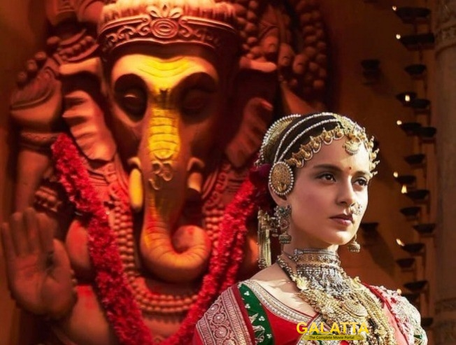 Manikarnika Official Teaser Is Here Kangana Ranaut Starrer - Tamil Movie Cinema News