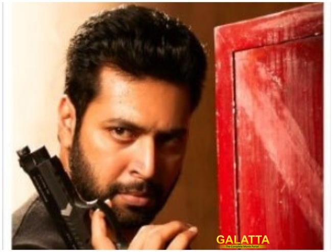 Jayam Ravi 24th Film Heroine Revealed Shoot Begins in City