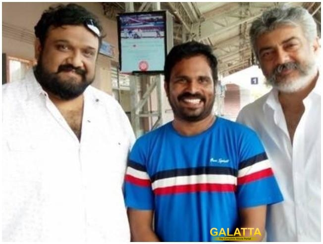 Viswasam Lyricist Arun Bharathi Participation on Sandakozhi 2