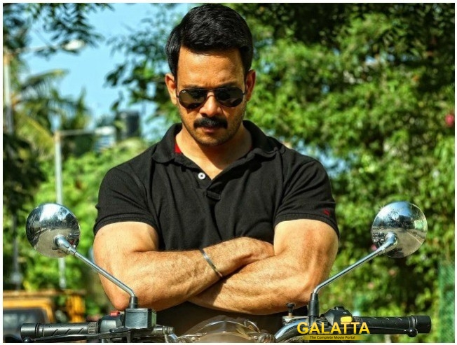 Actor Bharath Is Back With Kaalidas Teaser On 6th July