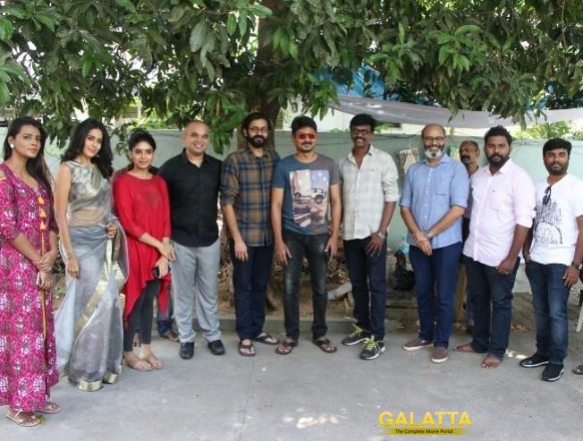 Udhayanidhi Stalin Launches VJ Ashiq New Tamil Movie