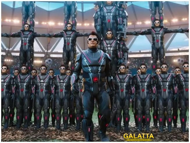 2point0 Trailer Release Date Superstar Rajinikanth Shankar Akshay Kumar Amy Jackson