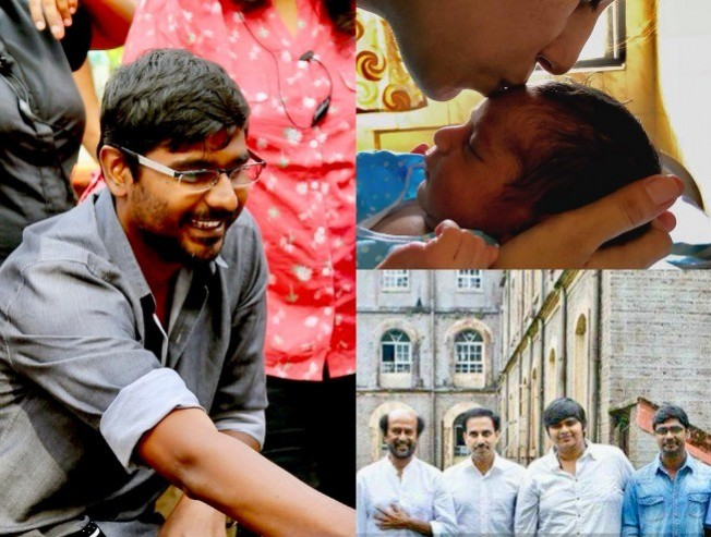 'Rajinikanth 165' crew member blessed with a boy!