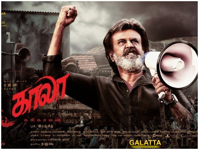 Rajinikanth's Kaala comes to an end tomorrow!