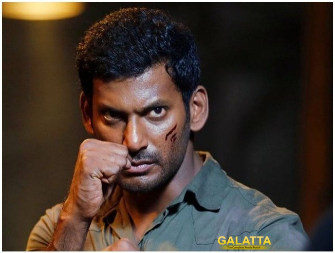 Vishal Irumbu Thirai Abhimanyudu Will Have A Second Part