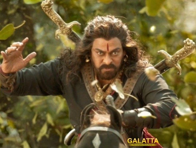 Watch Chiranjeevi's historical film SYE RAA Teaser Is Here