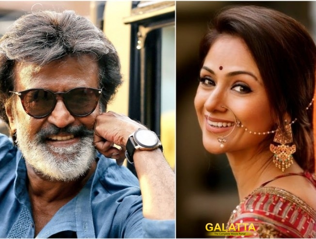 Super Exclusive: Simran Opens Up about Petta And Rajinikanth!