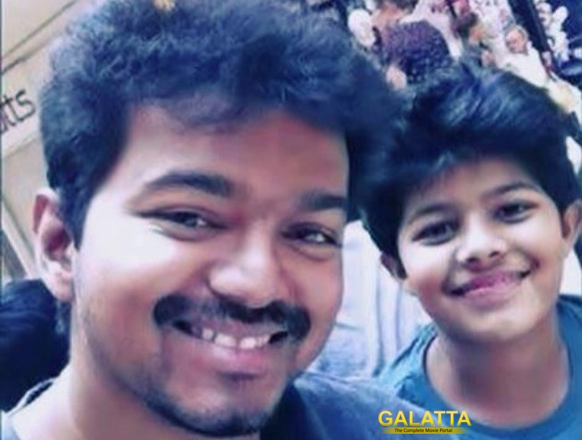 Thalapathy Vijay Son Sanjay Acting In Junction Short Film