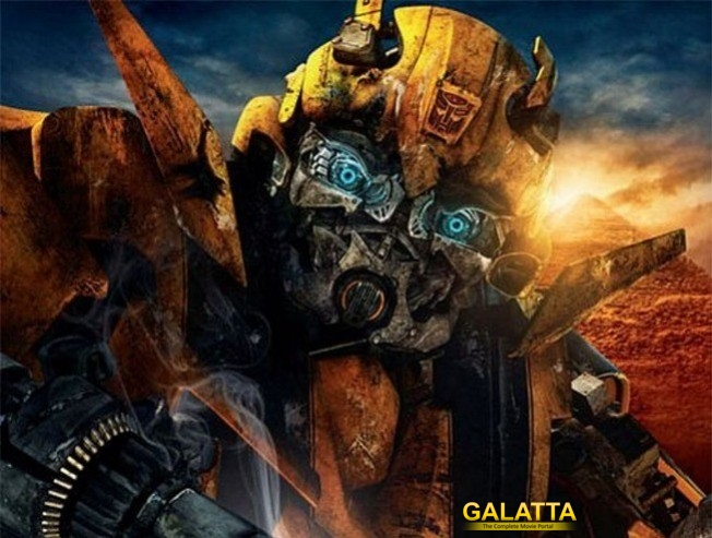 Bumblebee New Trailer Transformers Series Paramount Movie