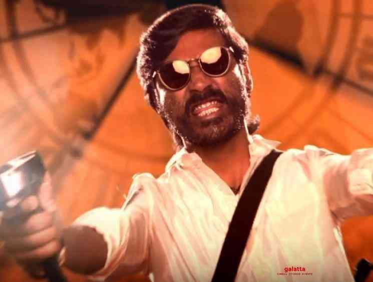 Dhanush KarthikSubbaraj film Jagame Thanthiram release on May 1 - Tamil Movie Cinema News