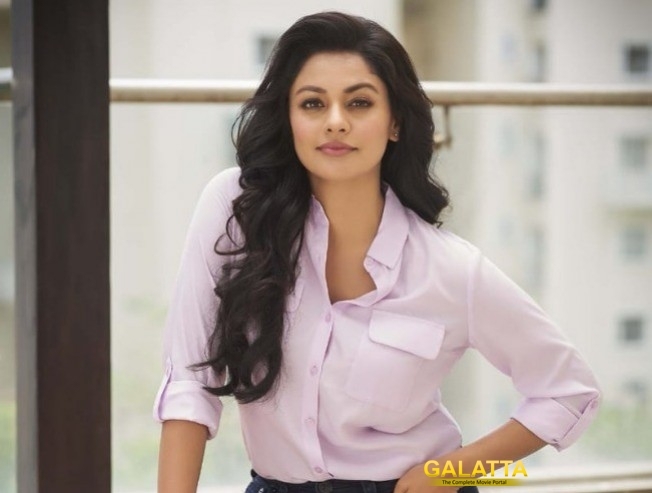 Kamal Heroine's Next Big South Indian Project!