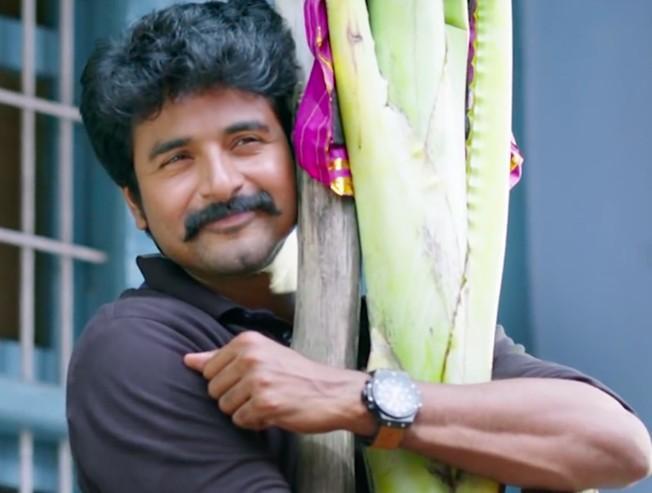 Sivakarthikeyan Seemaraja Telugu trailer is officially here directed by Ponram