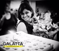 Happy birthday Galatta Gal, Shakthi Girish!