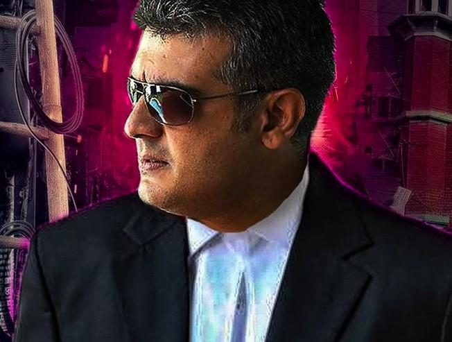 Mr Local and Ajith 59 to release on the same day May 1st