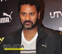 Prabhu Deva signs a Telugu film
