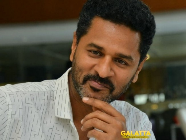 Prabhu Deva Theal Shooting Over Exclusive Update Summer 2019 Release