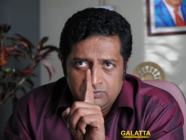 It's a baby boy for Prakash Raj